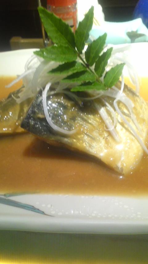 サバの味噌煮o(`▽´)o