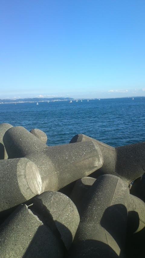 江ノ島へ(^。^;)