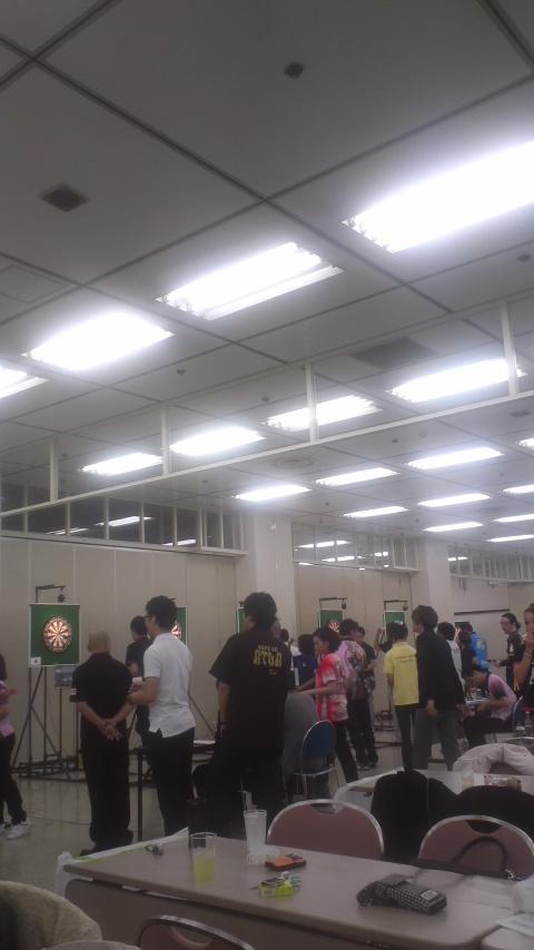 横浜ダーツ選手権(^O^)